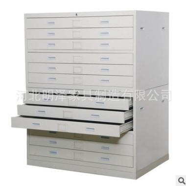 档案底图柜 资料柜智能 密集架 电动智能柜移动书架档案室储物