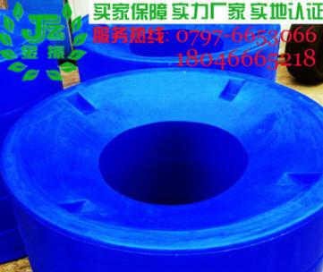 江西厂家直销1000升PE养鱼水箱_活鱼水箱_养虾水箱_海鲜运输水箱