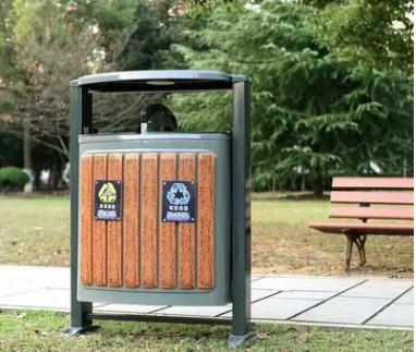 分类垃圾桶果皮箱