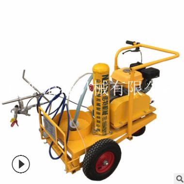 小型手推式划线机 冷喷式道路标线机 品质保证