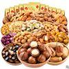 百草味零食大礼包混合装零食一整箱干果组合坚果炒货零食小吃批发
