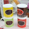 新款陶瓷杯广告咖啡杯实用创意礼品杯子办公水杯批发两元店货源