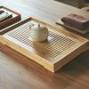 茶盘 创意竹制功夫茶道套装茶具 储水托盘日式干泡盘大小号茶海