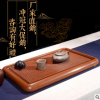 君逸茗电木茶盘德国台湾简约茶台黄金料电胶木家用长方形茶台茶海