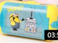 小黄人3D打印机玩具