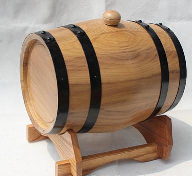 木质酒桶 红酒橡木桶松木酒桶 装饰酒桶 木桶 红酒可印logo