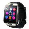 热销Q18智能手表手机曲面定位触摸屏智能表厂家直销