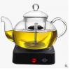 SEILER煮茶器玻璃保温蒸汽电茶壶 养生电热水壶黑茶普洱批发