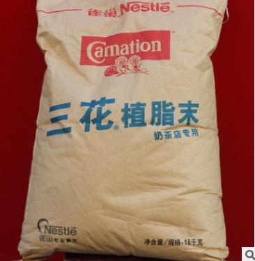 雀巢三花植脂末三花奶精植脂末奶茶店专用 18kg