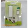 带光盘驱动 USB带线网卡 USB转RJ45台式机电脑网卡 USB2.0网卡
