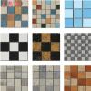 个性亚博体育app在线下载陶瓷马赛克方块瓷砖釉面厨房卫生间浴室泳池防滑地墙砖