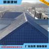江苏厂家生产 ASA防腐仿古琉璃瓦 新农村改造用树脂瓦