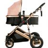 高景观婴儿推车折叠可坐可躺宝宝婴儿车手推车经久耐用一件起批