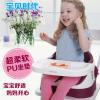 儿童餐椅便携式餐桌婴儿可折叠座椅小孩吃饭桌可绑男女宝宝椅子