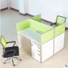 新品屏风卡位办公桌 职员工位 2/4/6人组合办公桌椅 套装定制