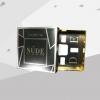 厂家直销彩色礼品盒 面膜化妆品包装盒 425银卡材质专业印刷定制