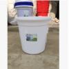 厂家直销200L水桶 带盖塑料水桶 手提大号塑料圆桶 食品级塑料桶