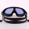 捷虎新品大框泳镜 高清防水防雾舒适大面罩男女游泳眼镜JH8688M