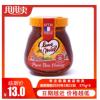 【临期价】法国进口 蜜月金黄蜂蜜375g百花蜂蜜液态蜜蜂蜜