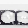 奇瑞瑞虎5远光 Q5海拉通用双光透镜改装升级支架