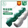 厂家加工符合食品安全材料螺杆 白色食品级耐磨螺杆 安全卫生无毒