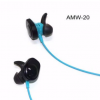 AMW-20新款2017蓝牙耳机入耳式立体声通话调节通用手机运动耳线