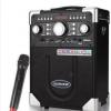歌郎S8广场舞户外音响音箱唱K歌插卡U盘充电便携手提移动便携式