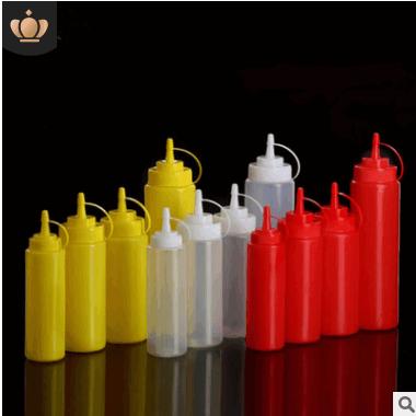 优质挤酱瓶 挤压瓶调味罐酱汁壶水果番茄沙拉奶油挤瓶特价促销