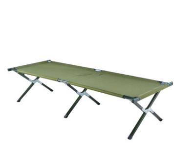 折叠床单人办公午休床值班陪护加固金属简易床双人 厂家直销