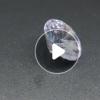 厂家直销圆形锆石批发 纯色裸石 人造宝石 现货批发 量大亚博体育app在线下载