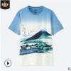 T恤印花机 数码直喷服装打印机 定制T恤卫衣帆布包印花机