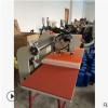厂家直销正科上滑式气动双工位烫牛仔裤商标机 烫画机