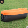 新款运动户外懒人充气拼接沙发 便携野营空气睡袋充气床厂家批发