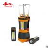 工厂直销新款cob野营灯LED手电筒应急照明可拆卸logo亚博体育app在线下载