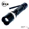 厂家直销旋转变焦手电筒 户外用品手电筒 铝合金强光手电 JH-10