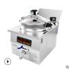 厂家直销单缸压力油炸锅大容量电炸锅炸炉MDXZ-16商用台式炸鸡炉
