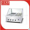 800A 台式四格关东煮机器带玻璃罩便利店熟食车煮牛杂肉丸设备锅