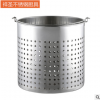 多功能不锈钢消毒桶 不锈钢漏桶 榨葡萄汁不锈钢滤桶30cm厂家直销