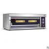 电烤箱商用一层三盘商用电烤箱红外线上下定时蛋糕面包烤箱商用