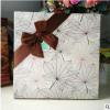 定制欧式 正方形礼品盒 情人节生日礼物商务礼盒喜糖盒包装盒批发