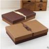 定制礼品包装盒子 中号礼品盒长方形包装礼物盒送男友女友围巾盒