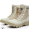 户外战术靴 军迷登山靴 沙漠防滑作战靴 高帮沙漠靴 厂家直销现货