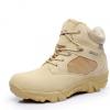 户外军迷战靴 三角洲低帮军靴 军迷沙漠靴 特种兵战术靴 跨境现货