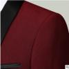 西服套装男士两件套秋春韩版修身小西装休息正装伴郎新郎结婚礼服