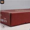 青岛厂家定制红酒纸箱6支单排飞机盒葡萄酒包装箱干红包装盒定做