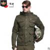 2019秋装新款男式夹克衫户外M65战术风衣男运动休闲大码上衣外套