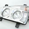 厂家直销福田瑞沃系列大灯总成 24v 瑞沃c2氙气真空前大灯总成