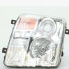 厂家直销瑞沃优质水晶大灯 24v欧曼ADX水晶,远近光前大灯总成