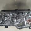 厂家直销华菱汉马优质24v远光灯 近光灯 转向灯水晶前照灯总成