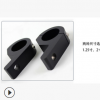 现货6字锁9字锁汽车灯固定夹28-30mm汽车灯前杠固定架 1.25~2.0寸